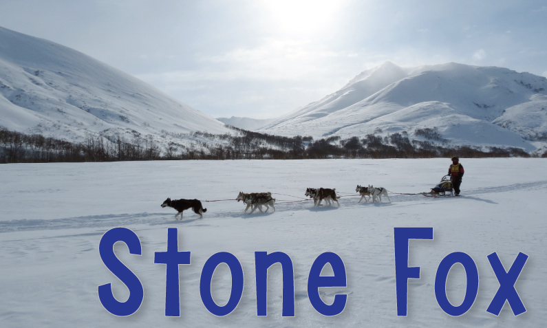 Follow the Race with Stone Fox!