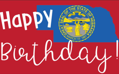 Celebrate Nebraska's Birthday with a State Study!