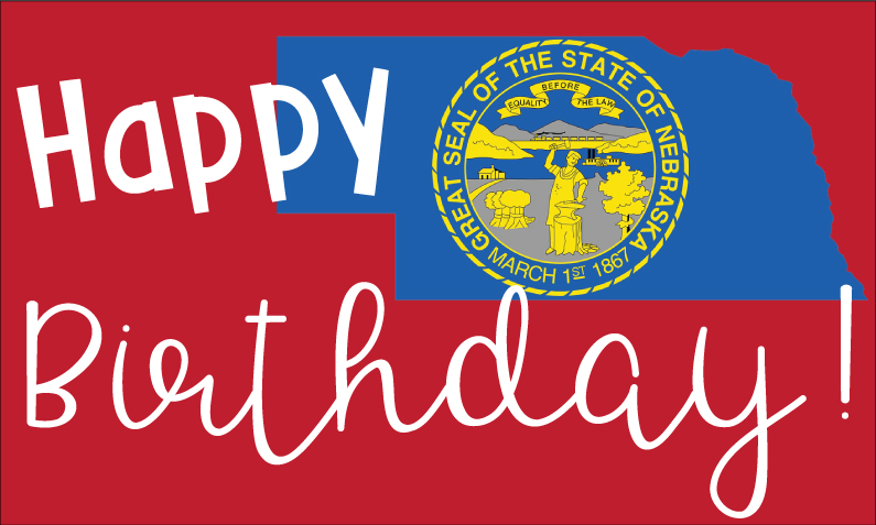 Celebrate Nebraska's Birthday with a State Study!