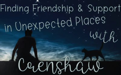 Finding Friendship and Support in Unexpected Places with Crenshaw