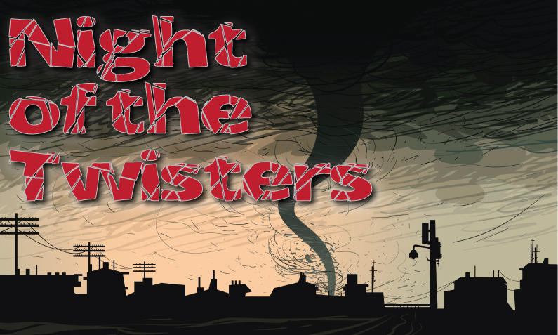 The Real-Life Story of Night of the Twisters