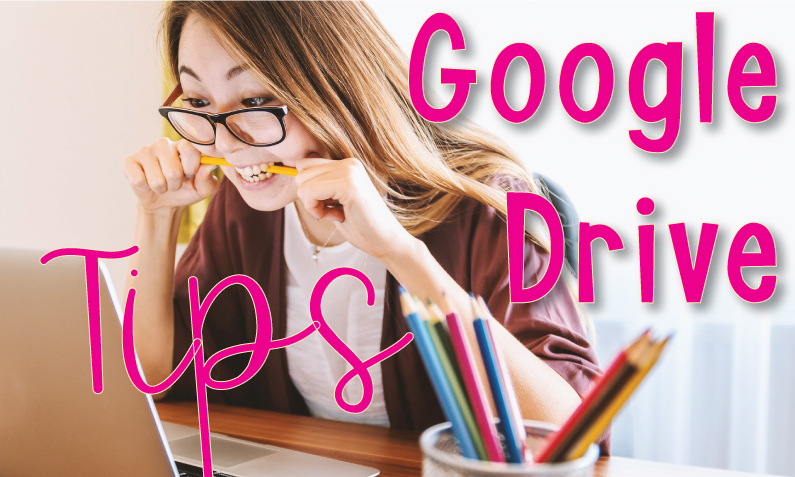 Tips for Using Google Drive in Your Classroom
