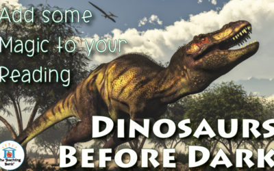 Add Some Magic to Your Reading with Dinosaurs Before Dark