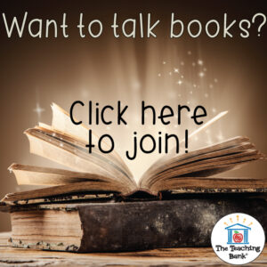 Click to join Book Talk with The Teaching Bank