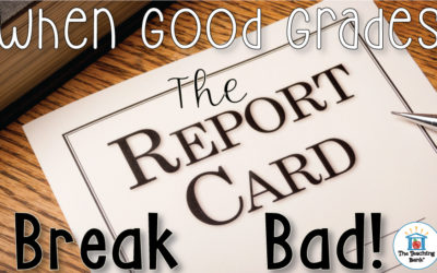 When Good Grades Break Bad!