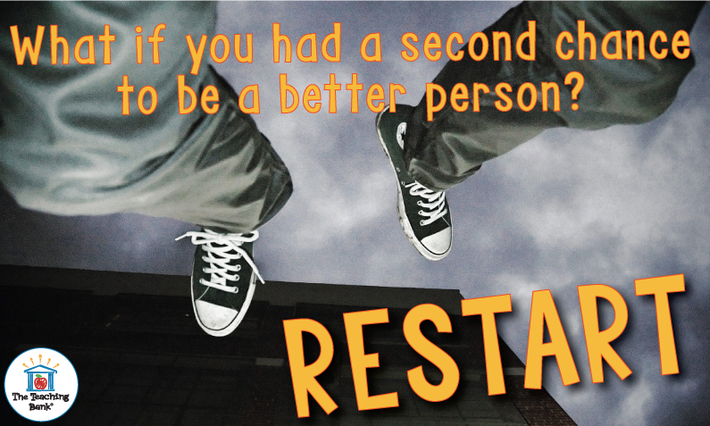 What if you had a second chance to be a better person?