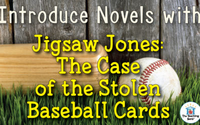 Introduce Novels with Jigsaw Jones