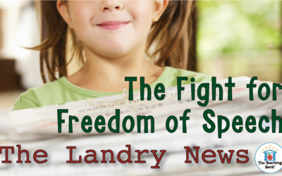 The Fight for Freedom of Speech with The Landry News