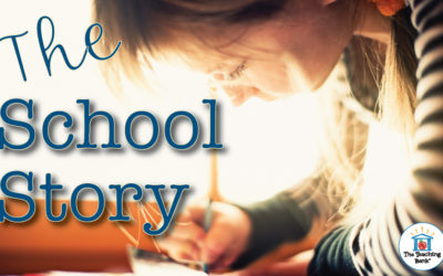 The School Story through the Eyes of a Tween