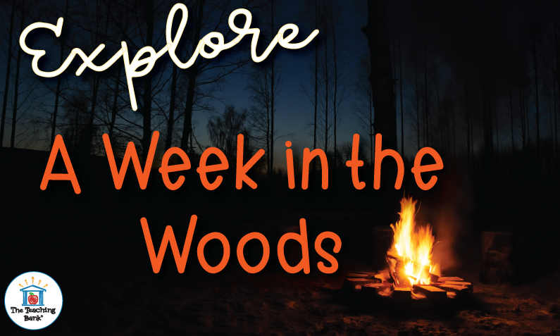 Explore a Week in the Woods