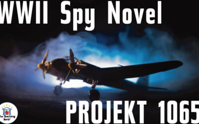 Projekt 1065, A WWII Spy Novel You Can't Put Down!